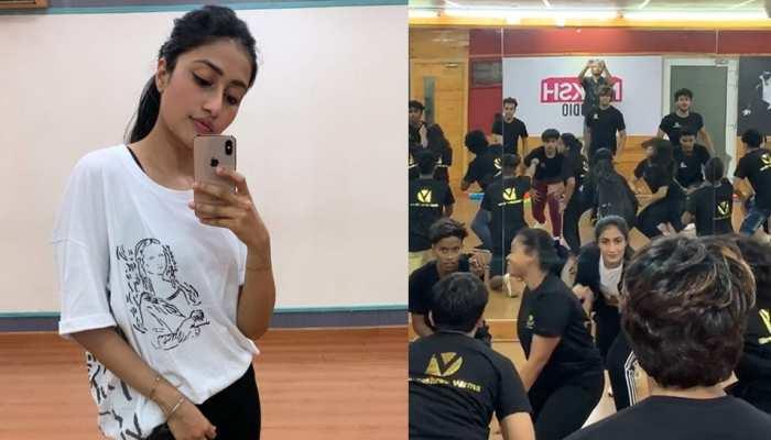 VIDEO: Yuzvendra Chahal की मंगेतर  Dhanashree Verma ने Dance Floor पर लगाई आग