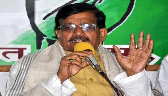 कांग्रेस नेता मदन मोहन झा ने मैथिली में ली विधान परिषद की शपथ, गदगद हो गए मिथिलावासी