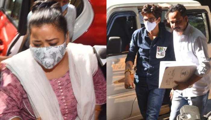जेल में बीतेगी Bharti Singh और उनके पति Haarsh की एक और रात, ये है वजह
