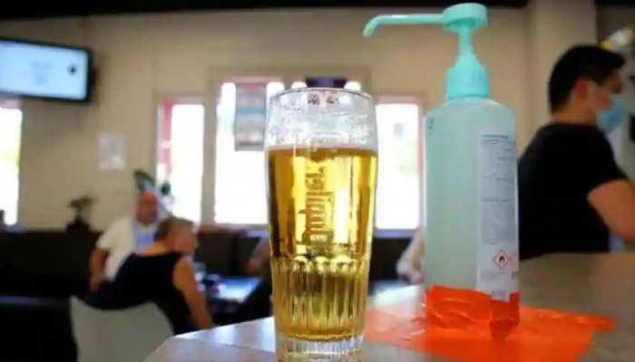 पार्टी में खत्म हुई शराब तो लोगों ने पी लिया सैनिटाइज़र, 7 की मौत, 2 कौमा में