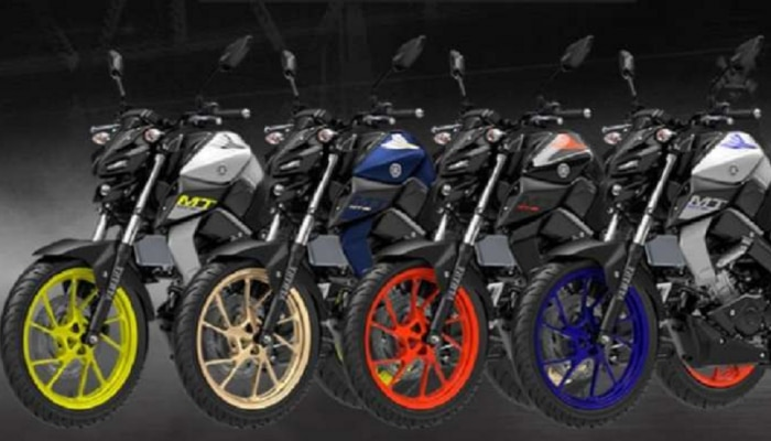 yamaha india launches new offer for customers, can customise color for mt-15 bike