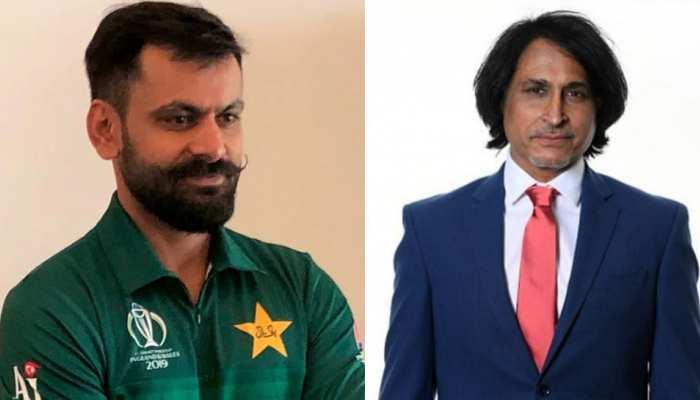 Mohammad Hafeez ने Ramiz Raja की तुलना अपने 12 साल के बेटे से क्यों की? जानिए वजह