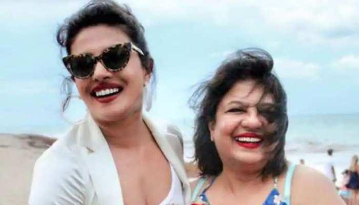 Priyanka Chopra ने मां को बताया Diana की नानी, देखें ये क्यूट फोटो