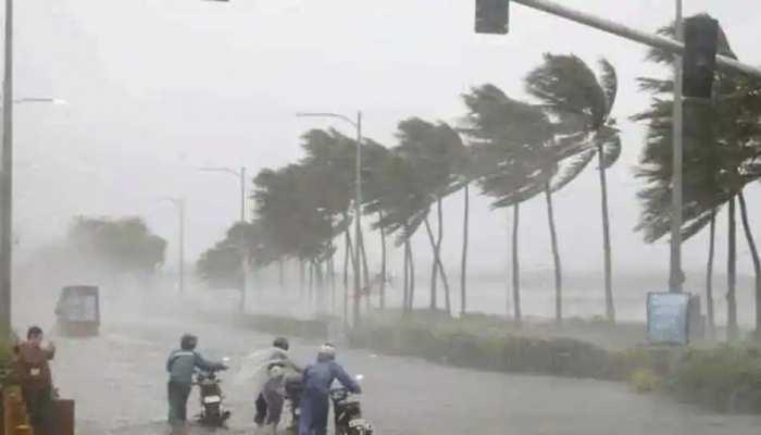 बंगाल की खाड़ी में उठा निवार तूफान, MP में बारिश होने की संभावना