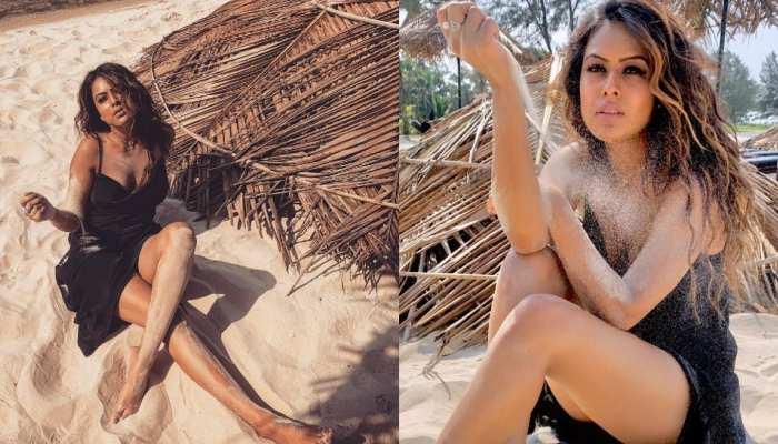 Nia Sharma enojoying vacation in Goa Photos Viral