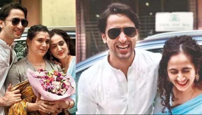 TV एक्टर Shaheer Sheikh ने की गर्लफ्रेंड रुचिका से कोर्ट मैरिज, हुए जम्मू रवाना
