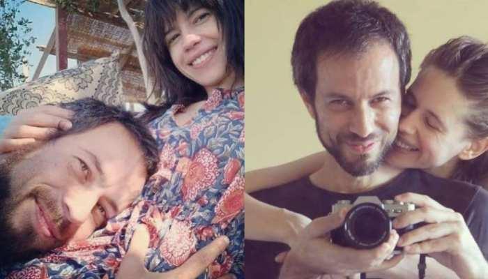 Kalki Koechlin ने पति पर लुटाया प्यार, पहली मुलाकात पर लिखा इमोशनल नोट