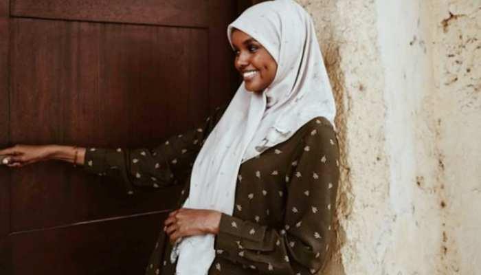 halima aden leave modeling industry for islam halima aden hijaab model