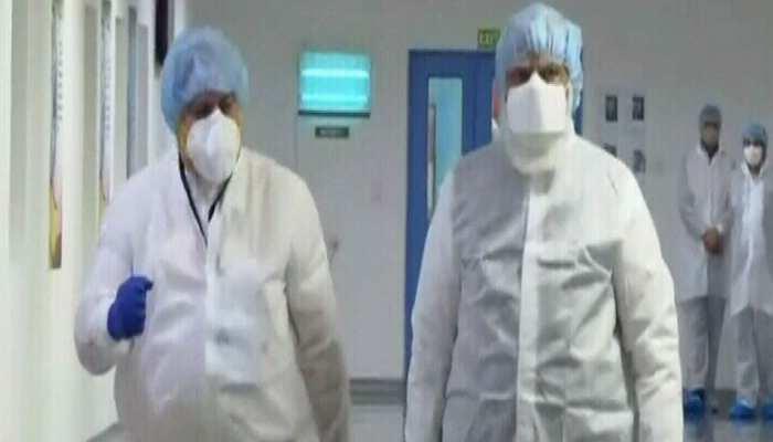Covid 19 Vaccine PM Narendra Modi visited Zydus Cadila in Ahmedabad