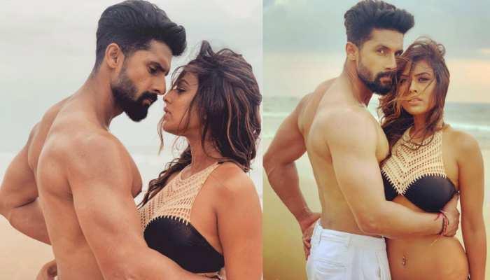 Nia Sharma And Ravi Dubey On Beach Bold And Hot Photos Goes Viral On Internet