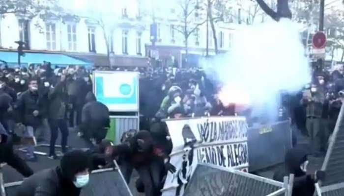 फ्रांस : पुलिस हिंसा के विरोध में जबर्दस्त प्रदर्शन, जानिए कैसे हैं हालात