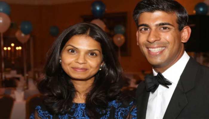 ब्रिटेन की महारानी से भी अमीर हैं वहां के वित्त मंत्री की पत्नी Akshata Murthy, ये रही वजह