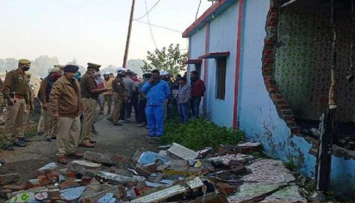 यूपी में 10-15 लोगों ने घर में घुसकर पत्रकार को जिंदा जलाया, साथी की भी झुलस कर मौत