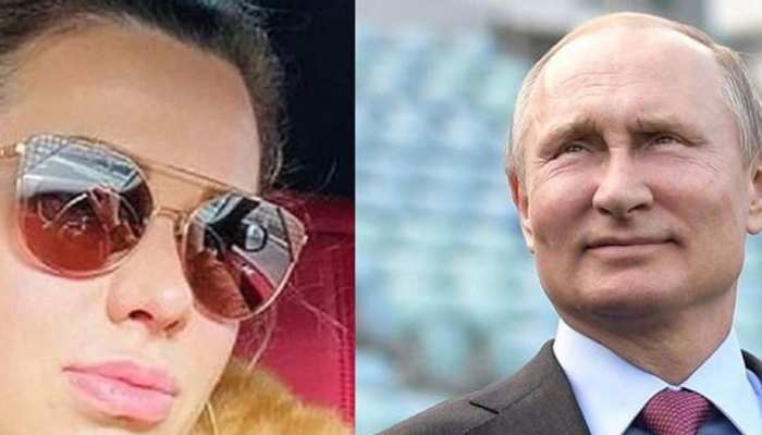 Putin relation with cleaner and they have 17 years daughter claims in Russian media report