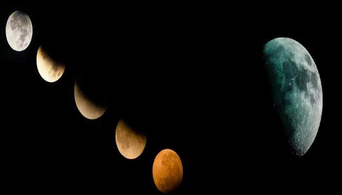 साल का अंतिम चंद्रग्रहण आज, जानिए कब है सूतक काल