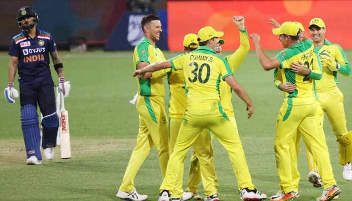 Virat Kohli का कैच लपकने के बाद Moises Henriques ने दिया ऐसा रिएक्शन, देखें VIDEO