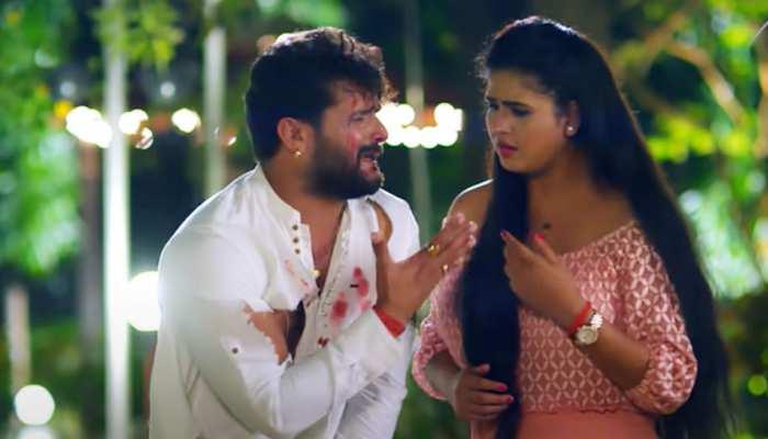 Khesari Lal Yadav के इस गाने ने मचाया धमाल, VIDEO को मिले इतने करोड़ व्यूज!