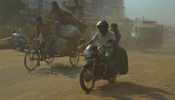 मुजफ्फरपुर में खराब होती जा रही हैं हवाएं, AQI में बढ़ती जा रही विषैले गैसों की मात्रा