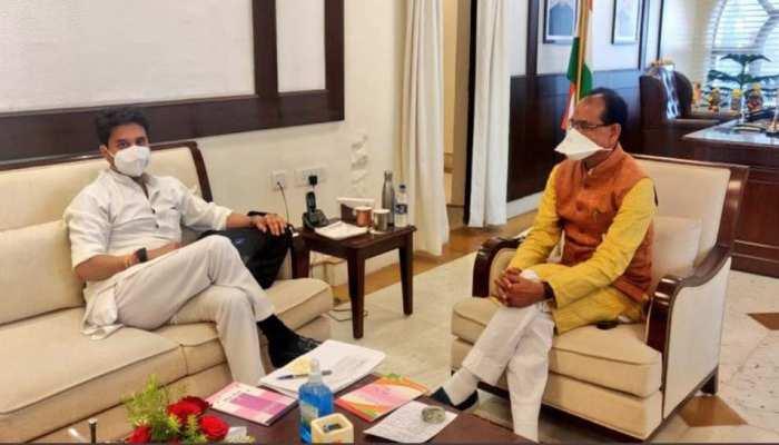 शिवराज-सिंधिया की मुलाकात, मंत्रिमंडल विस्तार पर मंथन, ये विधायक हैं मंत्री पद के दावेदार