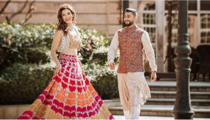 Gauahar Khan and boyfriend Zaid Darbar going to get married 25th december