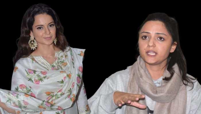 Shehla Rashid से Kangana ने ये क्यों कह दिया, 'मैं तो पैदाइशी मूर्ख हूं..'
