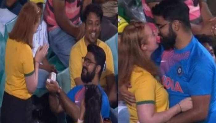 Viral Video: सिडनी में मैच के दौरान किए गए Proposal की जानें पूरी कहानी, खुल गया राज