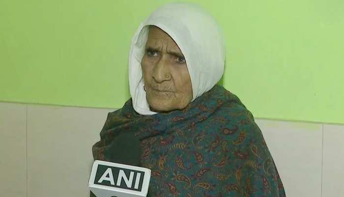 किसानों को हिमायत देने जा रही शाहीन बाग की 'दादी' को पुलिस ने रोका