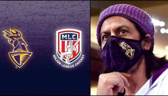 अमेरिका की क्रिकेट लीग में खेलेगी Shahrukh Khan और Juhi Chawla की टीम नाइट राइडर्स