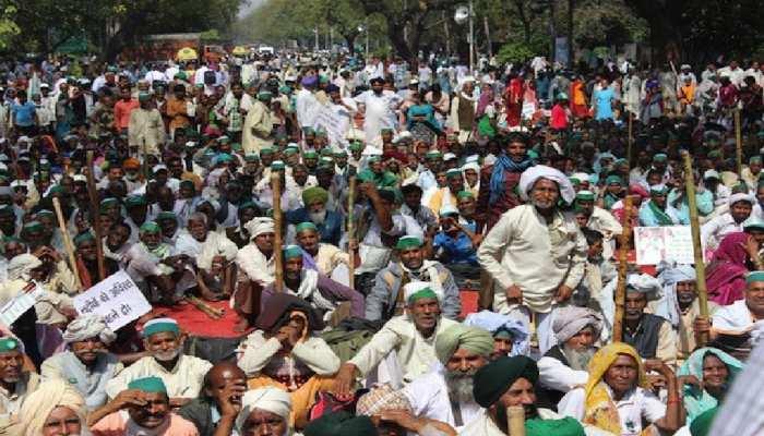 बिहार में किसान आंदोलन के समर्थन में सड़कों पर निकले विपक्षी नेता, फिर किया कुछ ऐसा...