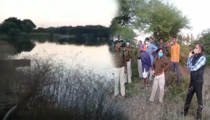 आगर-मालवा के टिल्लर डैम में नाव पलटने से एक ही परिवार के 5 सदस्यों की डूबकर मौत