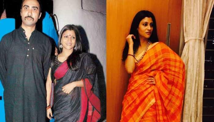 Konkana Sen Sharma got pregnant before marriage than had divorced with ranvir shorey