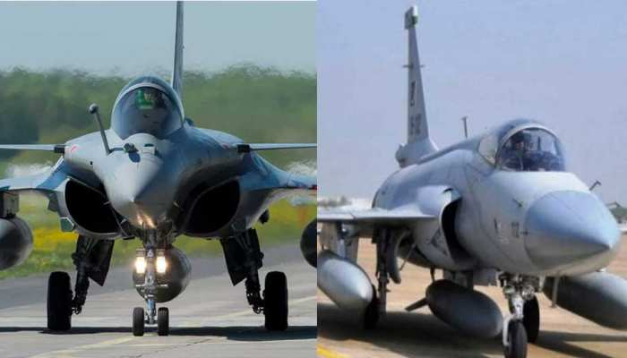 Indian Rafale is far superior to Pakistans JF-17 thunder, Chinese Military experts make rare admission