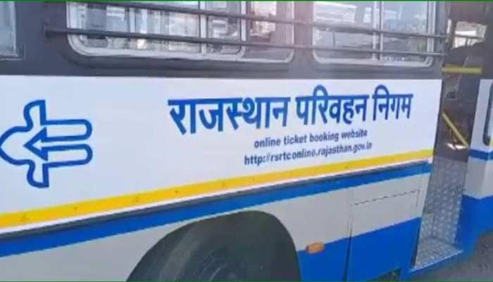 राजस्थान: RTO ने की अवैध बसों पर कार्रवाई, कईयों के कटे चालान