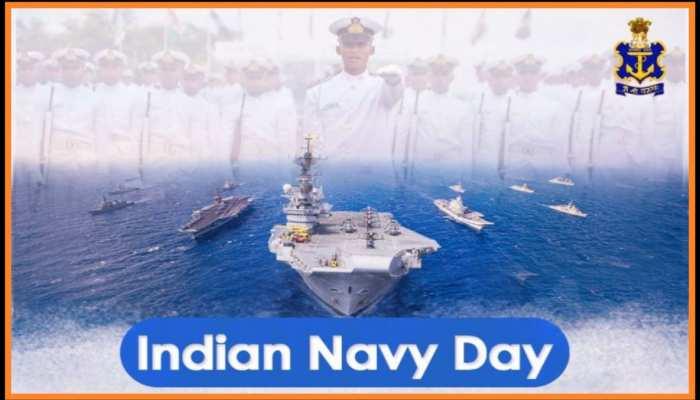 Indian Navy Day: देश मना रहा है नौसेना दिवस, भारतीय नेवी की ताकत जानिए