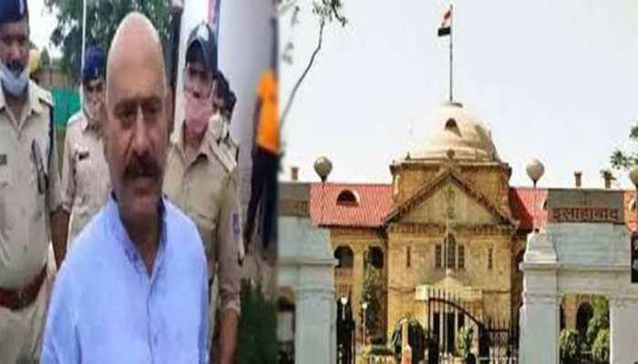 बाहुबली विधायक विजय मिश्रा को HC से राहत नहीं, कोर्ट ने यूपी सरकार से क्राइम रिकॉर्ड मांगा