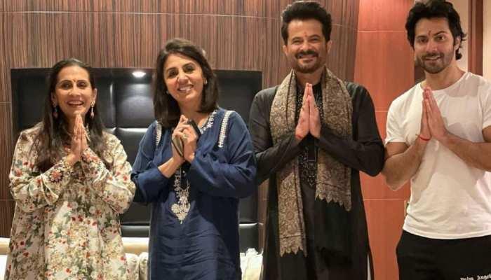 कोरोना वायरस के चपेट में आए Varun Dhawan और Neetu Kapoor, रोकी गई फिल्म की शूटिंग