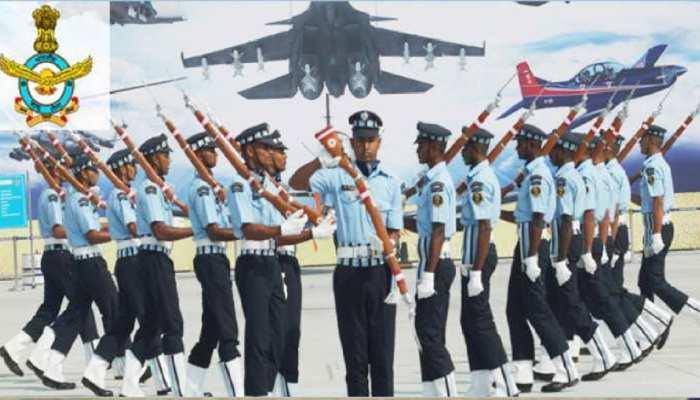 इंडियन एयरफोर्स भर्ती के लिए शॉर्टलिस्ट हुए अभ्यर्थियों की लिस्ट जारी, यहां देखें लिस्ट