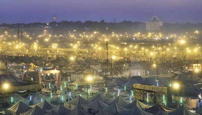 प्रयागराज कुंभ में प्रदेश सरकार से 109 करोड़ की ठगी कर रहे थे 'लल्लू जी एंड संस', अब धरे गए