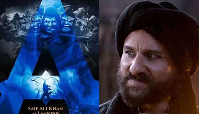 'Adipurush' में लंकेश बने Saif Ali Khan का विवादित बयान, बोले- 'सीता का अपहरण...'