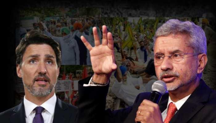 Farmer Protest: भारत ने कनाडा के PM जस्टिन ट्रूडो को दिया कड़ा संदेश