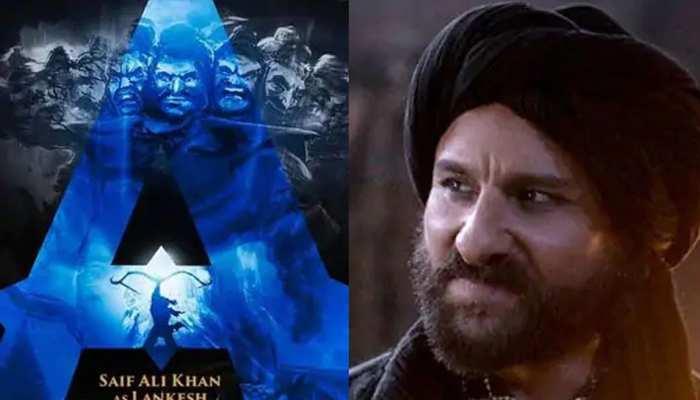 'Adipurush' में लंकेश बने सैफ अली खान का विवादित बयान, सीताहरण पर कही ये बात...