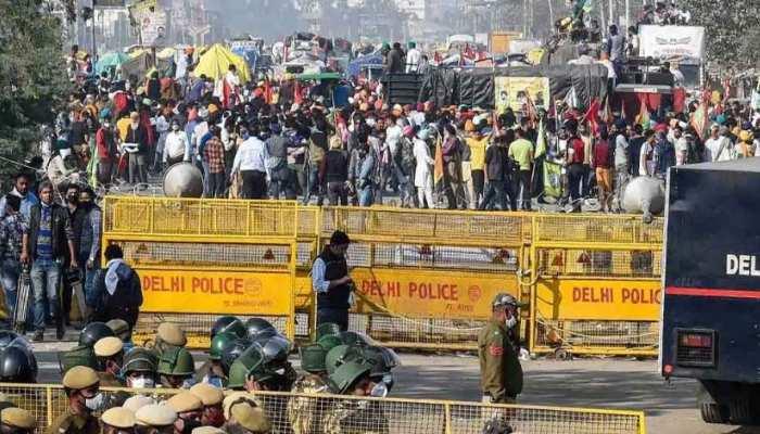 Farmers Protest के बीच कैसा रहेगा ट्रैफिक, दिल्ली ट्रैफिक पुलिस ने किया ट्वीट