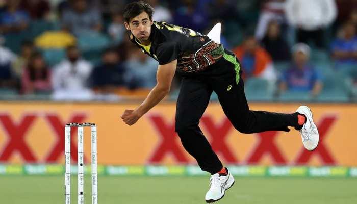 Australia को बड़ा झटका, Mitchell Starc टी-20 सीरीज से हुए बाहर