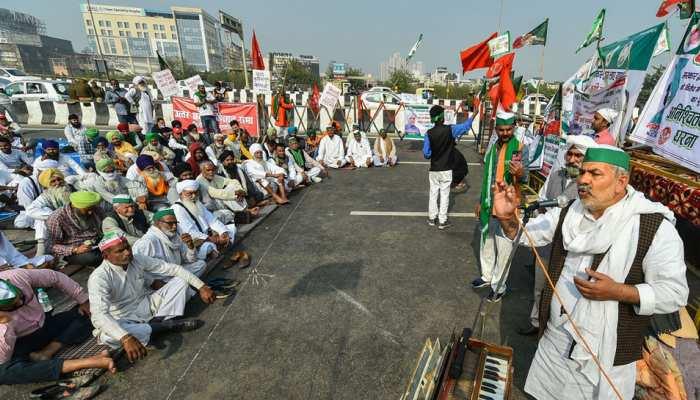 Farmers Protest LIVE: किसानों ने 8 दिसंबर को किया 'भारत बंद' का आह्वान, कांग्रेस और TMC ने दिया समर्थन