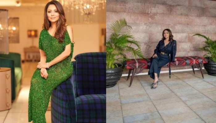 Gauri Khan ने 'मन्नत' की टेरेस का किया जबरदस्त मेकओवर, शेयर कीं PHOTOS