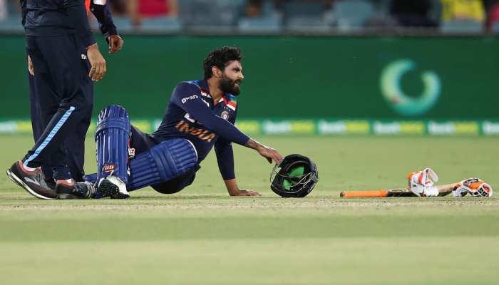 Border–Gavaskar Trophy से पहले Team India को बड़ा झटका,  Ravindra Jadeja हो सकते हैं Adelaide Test से बाहर