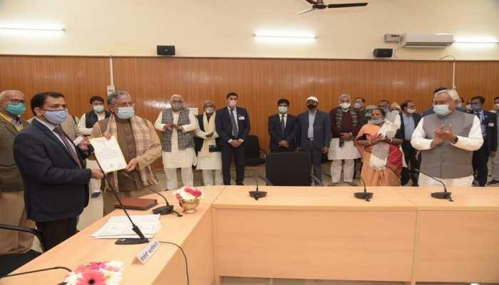 बिहार: राज्यसभा के लिए निर्विरोध चुने गए सुशील मोदी, केंद्र में मिल सकती है बड़ी जिम्मेदारी