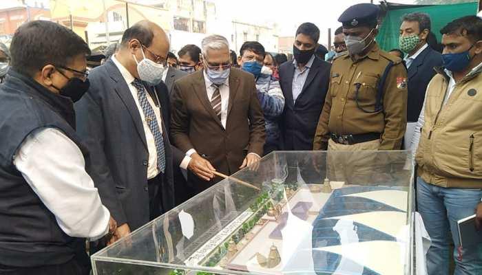 राम मंदिर मॉडल की तर्ज पर बनेगा फैजाबाद रेलवे स्टेशन, नाम होगा 'अयोध्या कैंट'