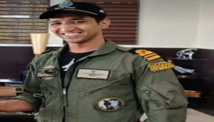 MIG-29 Crash: गोवा के पास नौसेना को 11 दिन बाद मिला कमांडर निशांत सिंह का शव