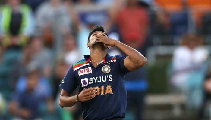 टी-20 सीरीज जीतने पर  T Natarajan ने दिया इमोशनल रिएक्शन, देखिए ट्वीट
